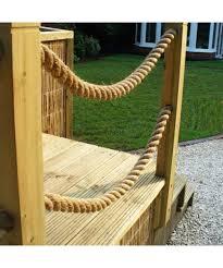 Decking Banister Decorative Decking Savoy Timber