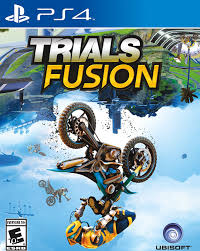 amazon com trials fusion playstation 4 ubisoft video games
