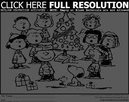 charlie brown christmas coloring pages printable eliolera