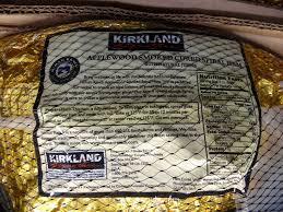 Costco Thanksgiving Kirkland Signature Niman Ranch Applewood Spiral Ham