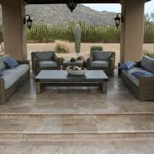 Travertine Patio Travertine Patios Pavers U0026 Decking Travertine Power Clean