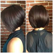 how to cut hair so it stacks best 25 stacked bobs ideas on pinterest bob hairstyles bobs