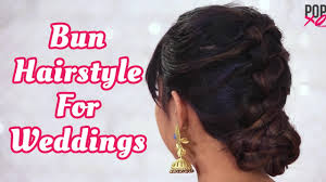 wedding guest hairstyles how to make bun hairstyle with indian wedding guest