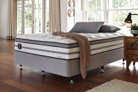 Single Bedroom Eternity Plush Single Bed By King Koil Harvey Norman New Zealand