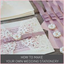 your own wedding invitations wedding stationery supplies how to make your own wedding