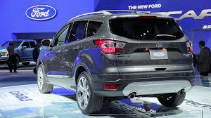 Ford Escape Specs - 2017 ford escape video preview youtube