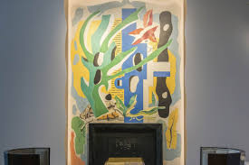 modern mural moma sells rare masterpiece reuniting rockefeller treasures in