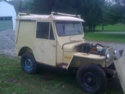 postal jeep conversion 1956 willys dj3a whats the value jeep cj forums
