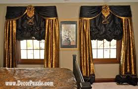 Black Gold Curtains Best 20 Luxury Classic Drapery And Curtain Designs 2015 Interior