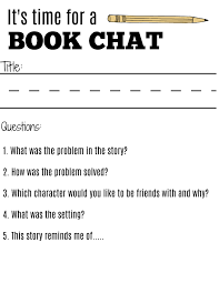 starting a summer book club for kids and free printable book report