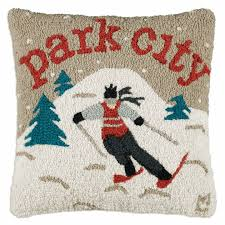 41 best hooked pillows images on rug hooking locker