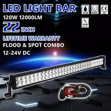 24 inch led light bar offroad 24 inch led light bar spot flood combo beam suv truck jeep off