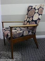 Ebay Armchair Vintage Retro 1960s Parker Knoll Fireside Armchair Newly