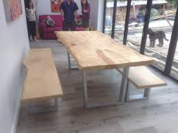 Natural Slab Dining Table Edge Dining Tables