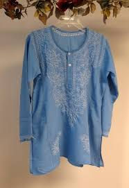 favorite cotton tunics with light delicate embroidery and soft
