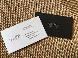 inspirational business cards 28 real estate business cards we love