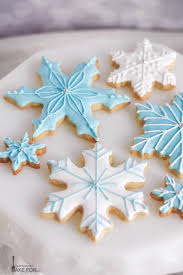 snowflake cookies what should i make for