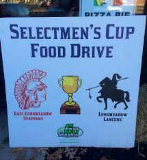 football for thanksgiving selectmen u0027s cup food drive set for thanksgiving day game