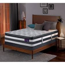 Serta Icomfort Bed Frame Serta Icomfort Hybrid Advisor Pillow Top Home Furnishings