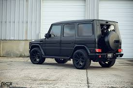 mercedes jeep matte black gallery niche wheels
