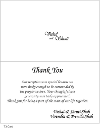 wedding gift experience ideas sle thank you note professional thank you note template sle