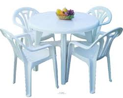 table and chairs plastic plastic chairs and tables home decorating ideas