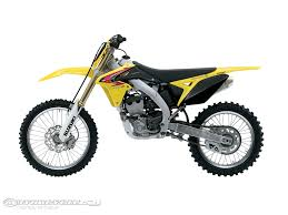 2010 suzuki rm z250 rm z450 first look motorcycle usa