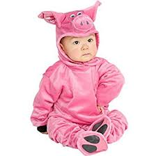 amazon com baby infant pig halloween costume sz 6 12 months