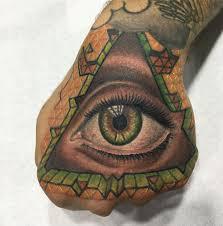 60 mysterious illuminati tattoo designs enlighten yourself