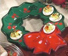 devilled egg plate deviled egg