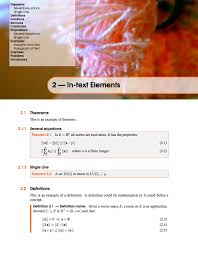 the legrand orange book latex template type setting pinterest