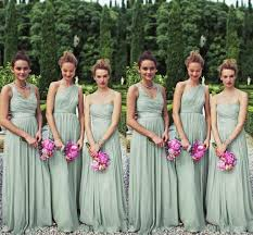 how much are bill levkoff bridesmaid dresses matching 3 styles mint chiffon bridesmaid dresses one
