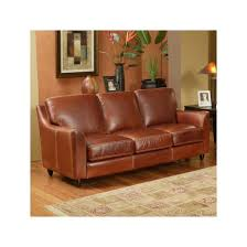 Omnia Leather Sofa Great Texas Sofa By Omnia Leather