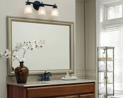 Framing An Existing Bathroom Mirror Makeovers Frame A Bathroom Mirror Framing Existing Mirrors