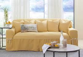 sofa cover t cushion sofa design one piece sofa covers catalog one piece sofa covers