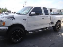 Ford F150 Truck Extended Cab - o townautosports 2001 ford f150 super cabshort bed 4d specs