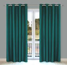 Chartreuse Velvet Curtains by Amazon Com Lj Home Fashions Silkana Faux Silk Grommet Curtain