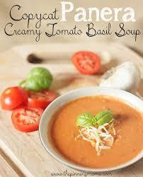 soup kitchen menu ideas best 25 panera tomato soup recipe ideas on panera