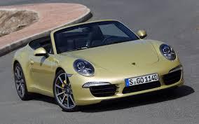 porsche convertible porsche 911 carrera s cabriolet 991 laptimes specs performance