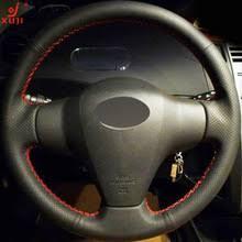 toyota rav4 steering wheel cover popular toyota yaris leather steering wheel cover buy cheap toyota