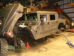 hummer h1 u0026 humvee build mash motors