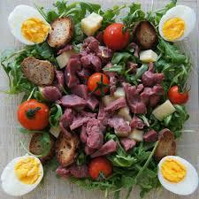 cuisine sud ouest recette salade du sud ouest