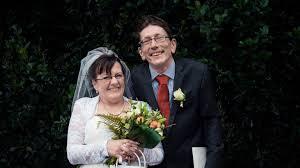 bristol big issue vendor jack marries woman he met while sleeping