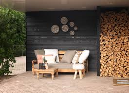 kawang xl lounge recycled teak persoon outdoor living