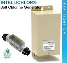 intellichlor ic20 cell light off intellichlor salt water chlorine generator from pentair water pool