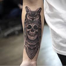 owl skull best ideas gallery