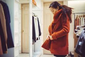 the best time to buy a winter coat and clothing