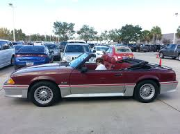1988 gt mustang for sale 1988 ford mustang 5 0 convertible lowcountry