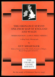 Study Of Maps Ordnance Survey Of England And Wales Large Sheet Series Abebooks