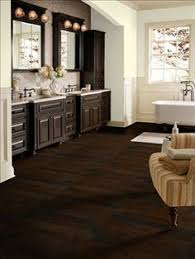 Dark Floor Kitchen by Dark Floors Light Cabinets Google Search Home Pinterest
